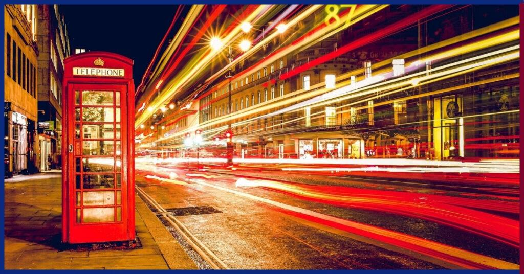 sukces w Londynie